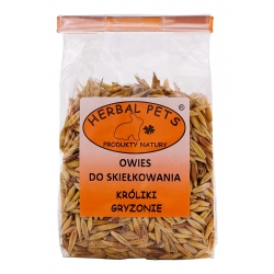 Herbal Pets OWIES DO SKIEŁKOWANIA 100 g (TRAWKA)